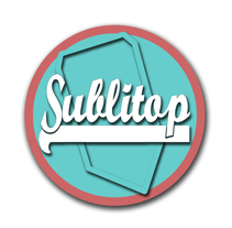 "Logo para Tienda ""Sublitop"". A Illustration, and Graphic Design project by Liliana Mendez         - 04.08.2015"