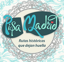 Imagen corporativa de Pisa Madrid. Um projeto de Design de Rocío Córdoba - 06-08-2015