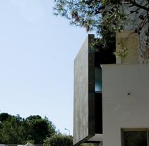Vivienda unifamiliar en El Vedat. Un proyecto de Arquitectura, Arquitectura interior y Diseño de interiores de Virginia Lorente Alegre - 29-10-2007