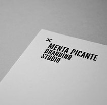Menta Picante. A Br, ing, Identit, Design, and Graphic Design project by Menta Picante - 08.13.2015