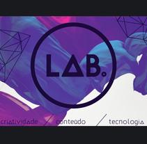 Identidada Visual LAB. Un proyecto de Br e ing e Identidad de Junior Vendrami - 17-08-2015