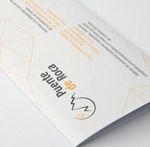 Puente de Roca. Um projeto de Design gráfico de Sandra Rey - 18-08-2015