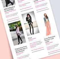 Chicisimo. A Web Design project by Ester Santos Poveda - Jun 20 2012 12:00 AM