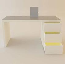 Homeffice. A Design, and Furniture Design project by Borja González de Rivas         - 21.09.2011