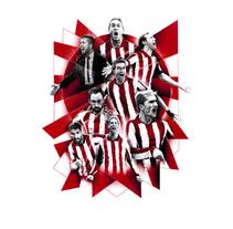 Atleti 2015-16. Un proyecto de Ilustración de Joaquín  Rodríguez - 21-08-2015