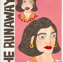 The Runaways. A Design, Illustration, and Graphic Design project by Susana López         - 30.08.2015