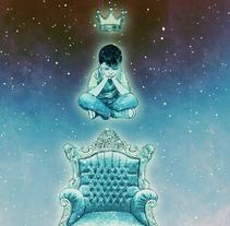 Young King. A Design&Illustration project by Oscar Giménez - 09.03.2015