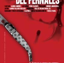 Cartel | Cantata del Pernales . Un proyecto de Bellas Artes y Diseño gráfico de Demian  Abrayas - Viernes, 04 de septiembre de 2015 00:00:00 +0200