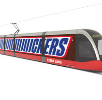 Snickers. Un proyecto de Publicidad de Vladimir Ivlev - Domingo, 06 de septiembre de 2015 00:00:00 +0200