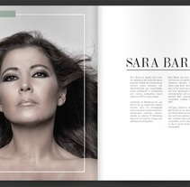 Entrevista a Sara Baras . A Editorial Design, and Writing project by Pilar Perales - 08-02-2015