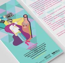 Prevenir creativamente. Un proyecto de Diseño, Ilustración y Diseño gráfico de Joan Rojeski         - 08.03.2015