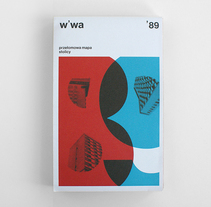 Varsovia '89 . A Art Direction, Editorial Design, Graphic Design, T, and pograph project by Zupagrafika  - 12-09-2015