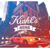 Kiehl´s Avenue. A Creative Consulting, Cop, and writing project by Vanesa R. Agüera         - 16.09.2013