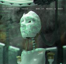 Ghost in the Shell. Un proyecto de Cine, vídeo, televisión, 3D y Diseño gráfico de Enrique Núñez Ayllón - 18-09-2015
