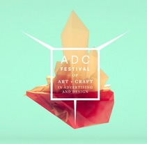 Art Director Club Festival Awards 2014 ID's. A 3D, Art Direction, and Film Title Design project by TAVO  - Sep 22 2015 12:00 AM