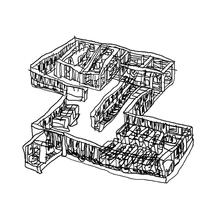 SAN RAFAEL. A Illustration project by CARLOS GONZÁLEZ GONZÁLEZ         - 21.09.2015
