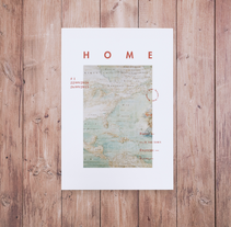 Home Magazine. Un proyecto de Diseño y Diseño editorial de Nat tattaglia - 03-10-2015