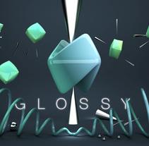 Play With My Logo I : Glossy. Un proyecto de Ilustración y 3D de Guille Llano - 03-10-2015