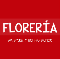 Florería. A Design project by Florencia  Vargas - 11-10-2015