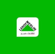 Leroy Merlin App Armarios. Un proyecto de Diseño y Dirección de arte de Carlos Etxenagusia - 11-10-2015