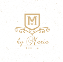 M by María. A Br, ing, Identit, and Graphic Design project by Alex Gomez         - 12.10.2015