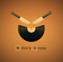 Killin's Urcos 3D Logo animation. Um projeto de Design, 3D e Animação de Rebeca G. A         - 15.10.2015