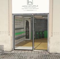Tienda Cosmética. Un proyecto de 3D, Diseño gráfico y Diseño de interiores de Toni Ortin         - 16.10.2015