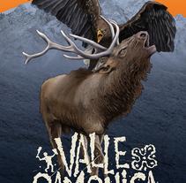 Valle Camonica. A Illustration project by Bidus Bidonis - 28-10-2015