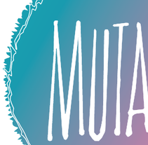 Mutants Logo (project in progress). A Graphic Design project by Tom Tom         - 04.11.2015
