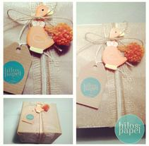 Packaging. A Crafts, Fine Art, and Packaging project by hilosdepapel         - 05.11.2015
