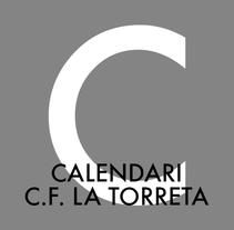 Calendari C.F. La Torreta. A Photograph, and Graphic Design project by Josep Biset Nadal         - 08.11.2015