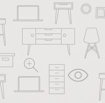 Web corporativa (interiorvista.com). A UI / UX project by Francesc Risalde - 11-11-2015
