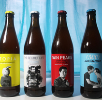 Beer for you. Cervezas . Un proyecto de Diseño, Bellas Artes y Diseño gráfico de Ana de la Granja Gallego - 11-11-2015