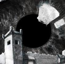 Septiembre (ilustración). Um projeto de Ilustração e Design editorial de Rubén C. Martín - 12-11-2015