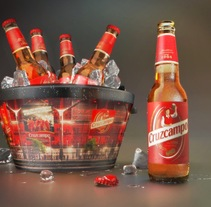 Kv Cruzcampo. A Design, Advertising, and Graphic Design project by Javier Francés         - 16.11.2015