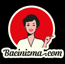 logo Bacinisma. A Illustration, Br, ing, Identit, and Graphic Design project by stephane martin - 17-11-2015