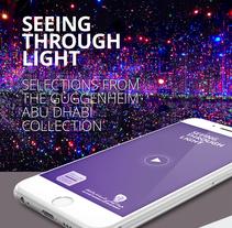 Seeing through light. Un proyecto de Diseño gráfico y UI / UX de le  dezign - Viernes, 20 de noviembre de 2015 00:00:00 +0100