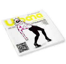 Ilustración para portada revista. Um projeto de Ilustração de Chuy Velez - 20-11-2015