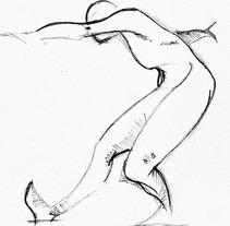 Dibujo de movimiento. A Fine Art project by Ignacio Nicolás         - 25.05.2008