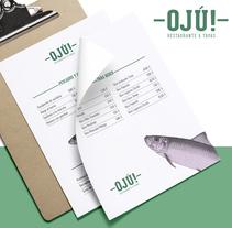 OJÚ · Sabor del Sur. A Design, Br, ing, Identit, Graphic Design, and Packaging project by Ana San José Rodríguez         - 30.11.2015