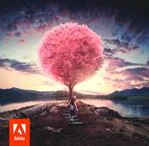 Adobe Photoshop CC 2015 Splash. A Illustration, and Photograph project by Rubén Álvarez González - 30-11-2015