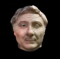 Reconstrucción rostro de Pompeyo el Grande. A Graphic Design project by Rodrigo Pérez Fernández         - 03.10.2014