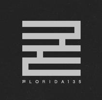 FLORIDA 135. Um projeto de Direção de arte e Design gráfico de DSORDER  - 02-12-2015