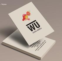 WU. Un proyecto de Br e ing e Identidad de Victoria Torres Gurpegui         - 30.06.2015