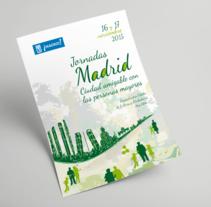 Diseño de folletos. Um projeto de Design e Design gráfico de base12 - 03-12-2015