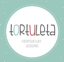 Logotipo y tarjeta de visita Tortuleta. Un proyecto de Br, ing e Identidad y Diseño gráfico de Rocío González         - 30.09.2015