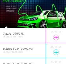 Diseño APP Todo TUNING. A Design project by Agust_nML - 06-12-2015