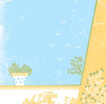 Mi Proyecto del curso Ilustración original de tu puño y tableta. A Illustration project by María Ysasi Calvo - Dec 12 2015 12:00 AM