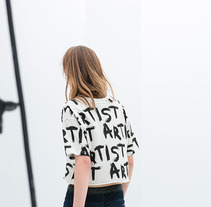 Diseño textil Womenswear. Un proyecto de Diseño, Ilustración, Moda y Diseño gráfico de Josep Moya Cochran         - 13.12.2014