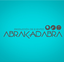 Identidad Corporativa Abrakadabra. A Design project by Olga Fortea Russo         - 13.11.2015